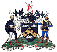 Worshipful Company of Bowyers coat of arms
