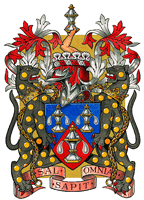 Salters' Company coat of arms